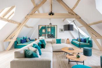 Photographie immobilière d'une villa de luxe