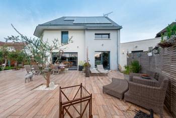 Photographie immobilière pour l'agence Bertin Immobilier