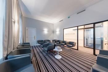 Photographie d'architecture d'intérieur pour l'architecte Nicolas Guérin