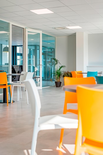 Photographie d'architecture pour Éline Sango Architecte chez Neyret Group