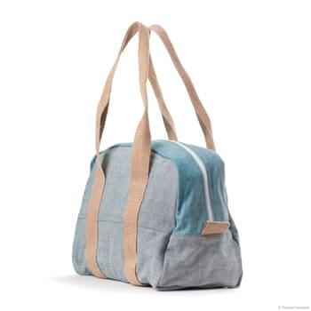 Photo Packshot d'un sac réalisé par l'association ASTA Confection à Mondeville