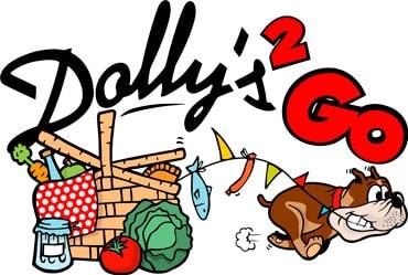 Recherche et création de l'identité visuelle et du logo du Dolly's 2 Go